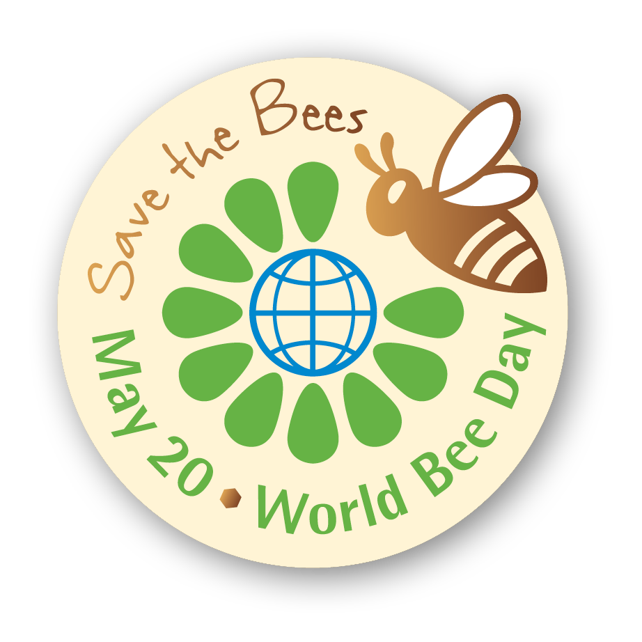 World Bee Day – May 20 – Save the Bees