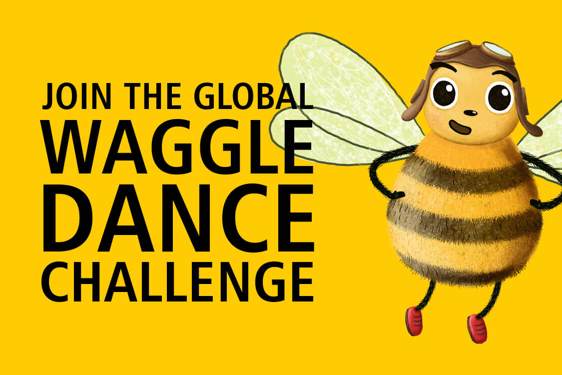 Join the Global Waggle Dance Challenge